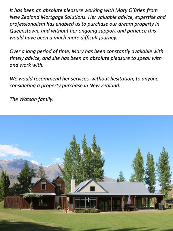 New Zealand Mortgage Solutions - Case Study